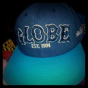 Official Globe Skateboarding snapback